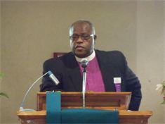 Bishop Linwood Rideout III (retired)